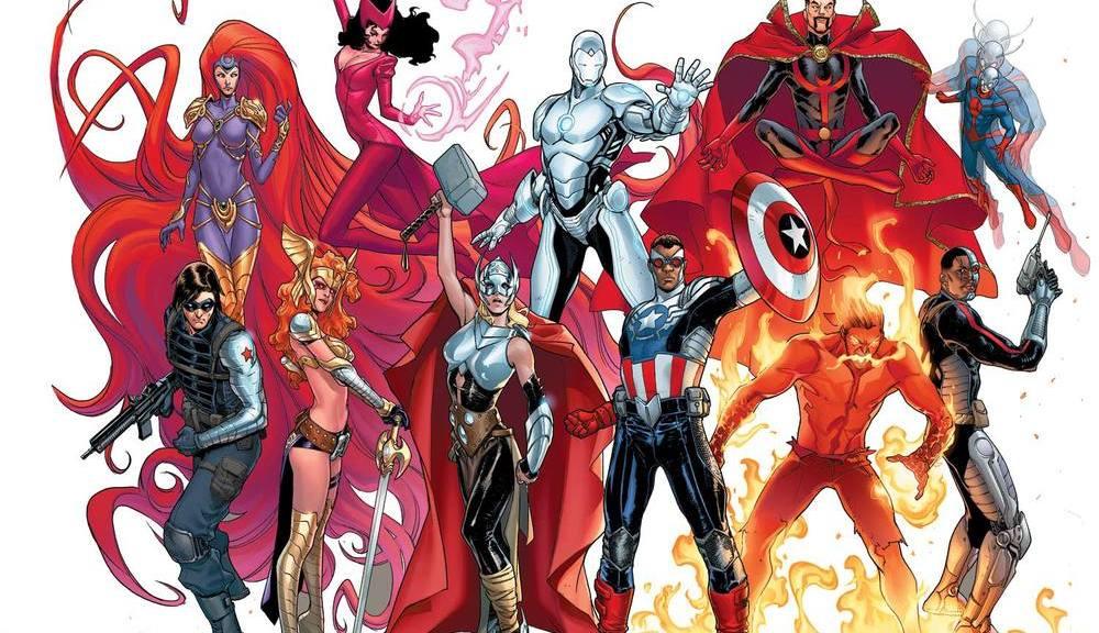 Marvel Comics, Avengers