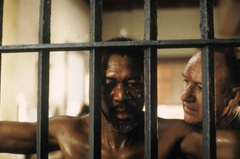 Unforgiven, Morgan Freeman