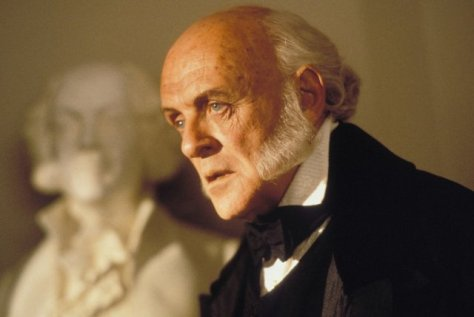 Anthony Hopkins, John Quincy Adams, Amistad