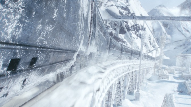 Movie Review: Snowpiercer (2014) *Mild Spoilers*