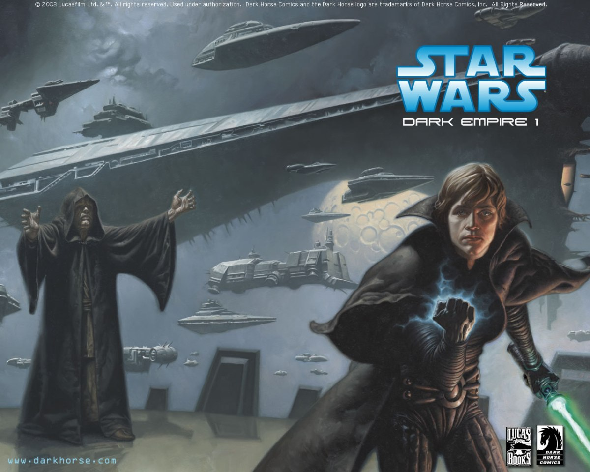 Top 5: Star Wars Graphic Novels