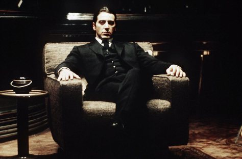 Al Pacino, MIchael Corleone, The Godfather Part II