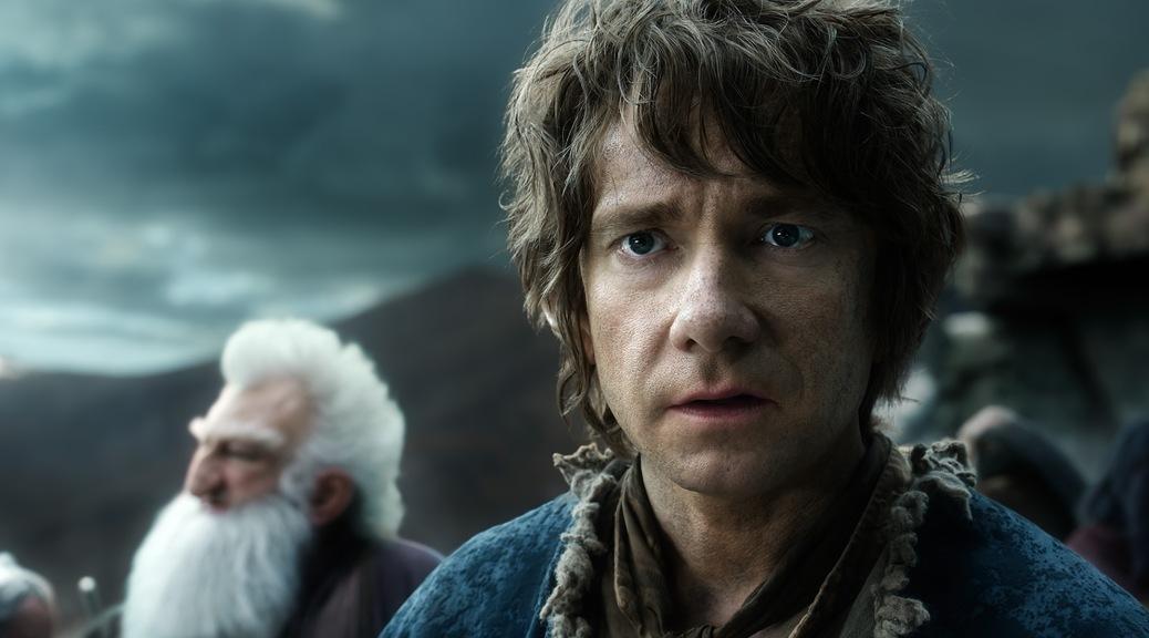 The Hobbit The Battle of the Five Armies, Bilbo Baggins, Martin Freeman