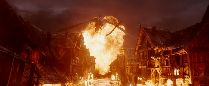 The Hobbit The Battle of the Five Armies, Smaug, Benedict Cumberbatch