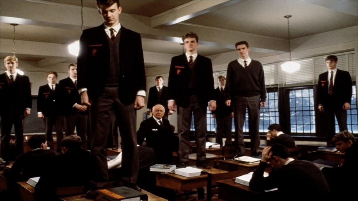 "My Favorite Scene: Dead Poets Society (1989) ""Oh Captain, My Captain"""