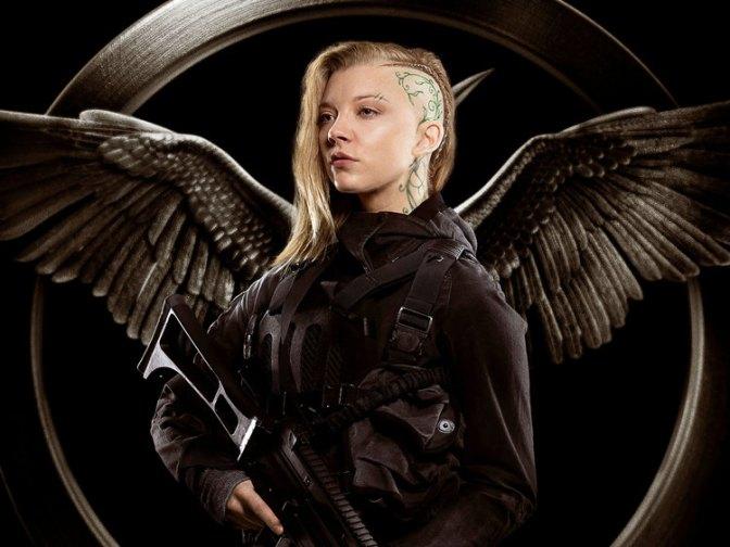 Cressida, Natalie Dormer, The Hunger Games Mockingjay Pt. 1