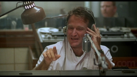 Robin Williams, Good Morning Vietnam
