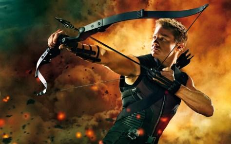 Jeremy Renner, Hawkeye, Avengers
