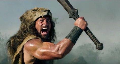 Hercules, Dwayne Johnson