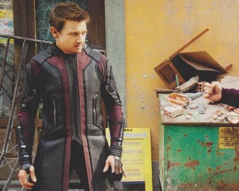 Jeremy Renner, Hawkeye, Avengers Age of Ultron