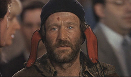 Robin Williams, The Fisher King