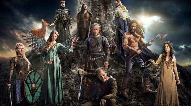 Trailer Time: Vikings Season 3 Trailer (History Channel – 2015)