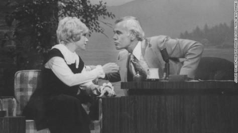 Joan Rivers, Johnny Carson