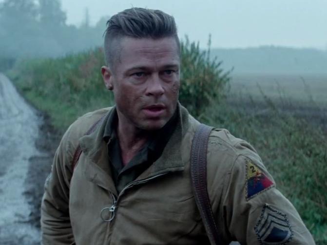 Trailer Time: Fury International Trailer #1 (2014) Brad Pitt WW2 Drama