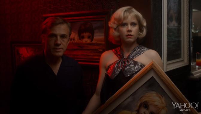 Trailer Time: Big Eyes (2014) Tim Burton, Amy Adams