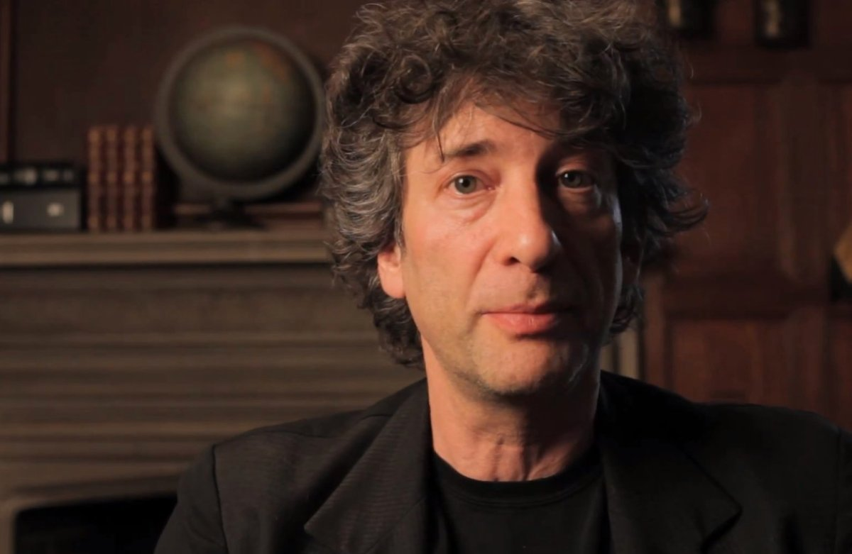 Top 5: Neil Gaiman Books | Killing Time