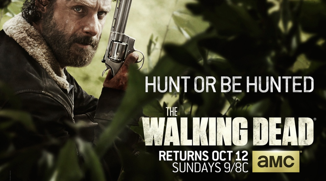 Walking Dead Season 5, Rick Grimes, Andrew Lincoln