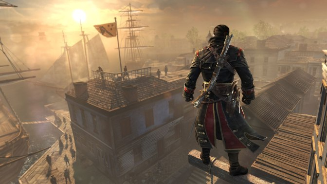 Complete Achievement/Trophy List for Assassin's Creed: Rogue