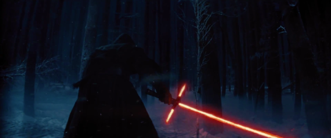 30 HD Star Wars Episode VII Trailer Stills