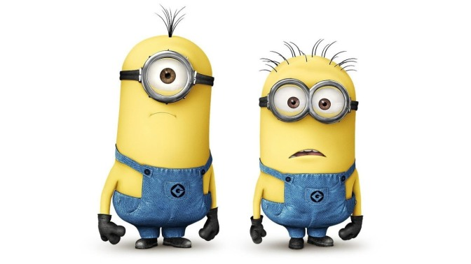 Trailer Time: Minions (2015) *Despicable Me Spin-Off*