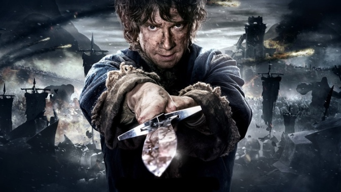 The Hobbit: The Battle of the Five Armies End Titiles Music Video