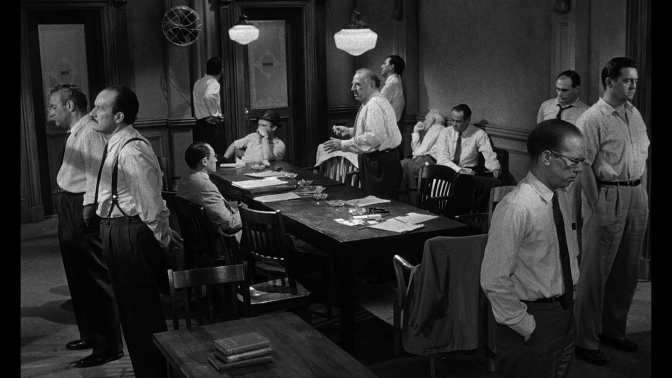 "My Favorite Scene: 12 Angry Men  (1957) ""Turn Your Back"""