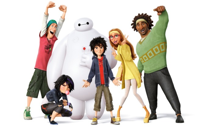 Movie Review: Big Hero 6 (2014) *Mild Spoilers*