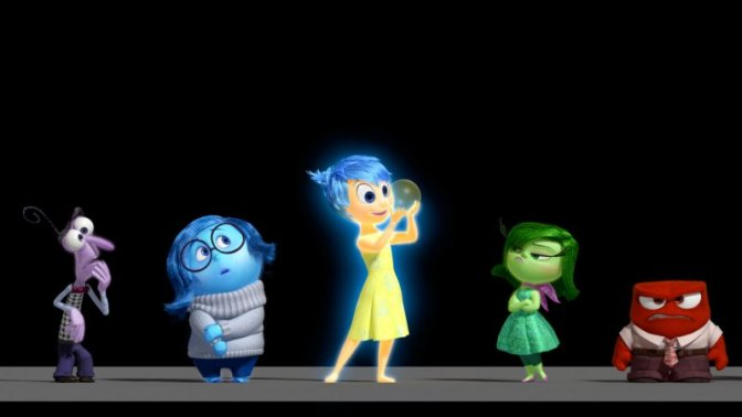 Inside Out, Pixar