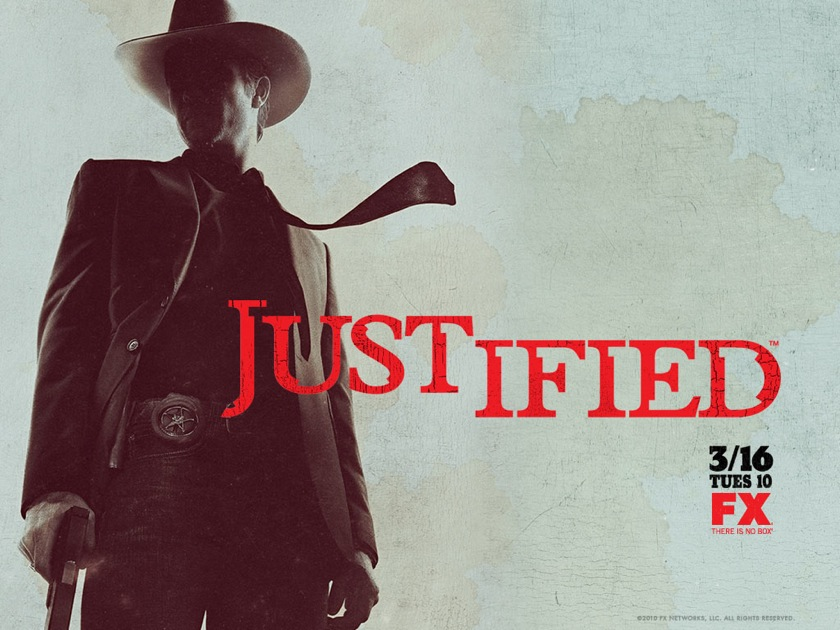 Justified, Timothy Olyphant, Steven Yaeger