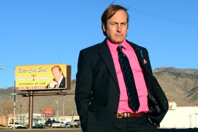 Better Caul Saul, Bob Odenkirk