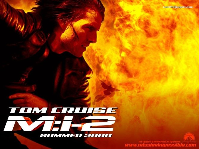 """My Favorite Scene: Mission Impossible 2 (2000) """"Fun With Motorcycles"""""""