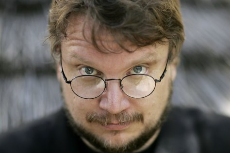 Guillermo del Toro directs a haunted house movie for modern times?  I am there.