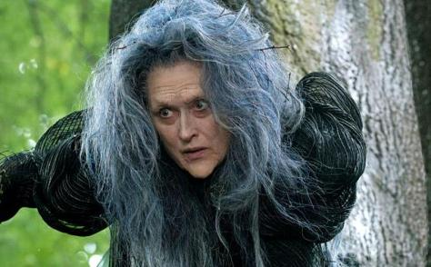 Meryl Streep, Into the Woods