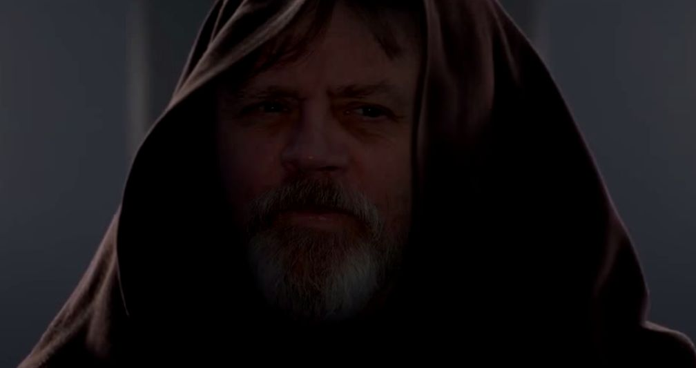Is This Mark Hamill from the Episode VII Trailer? Plus a ...