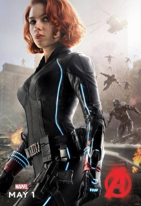 Black Widow, Natasha Romanoff, Scarlett Johansson, Avengers Age of Ultron