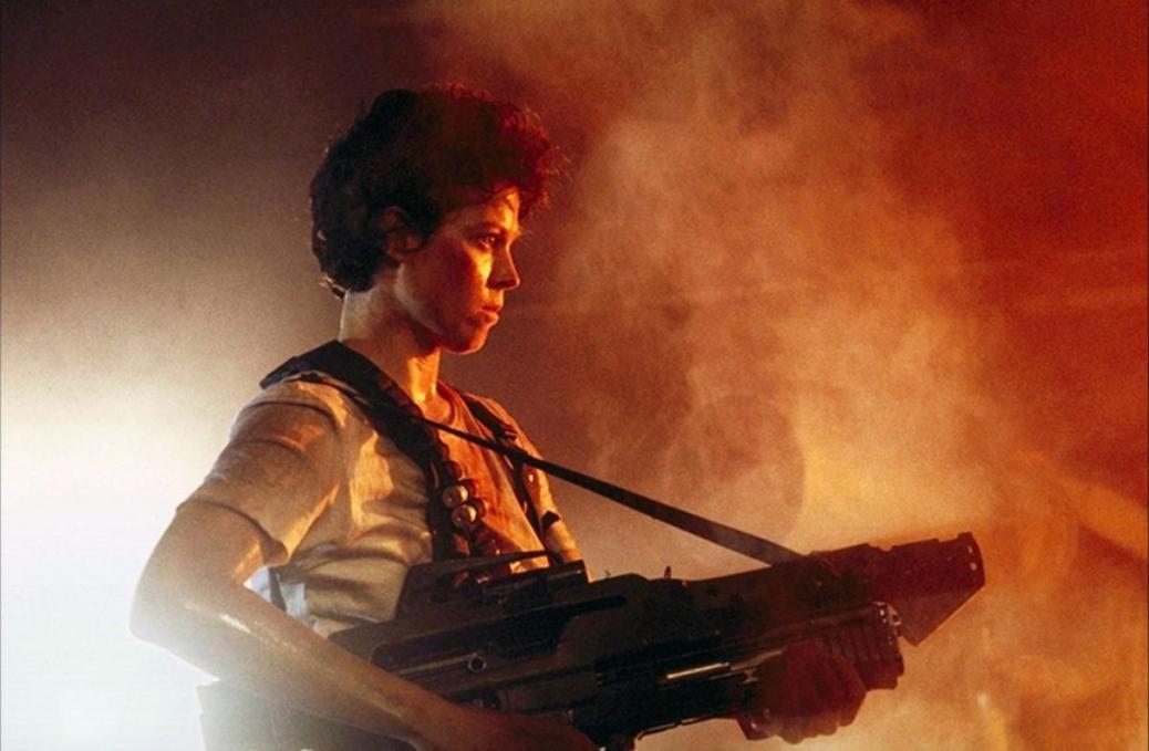 Aliens, Sigourney Weaver, Ripley, Ellen Ripley