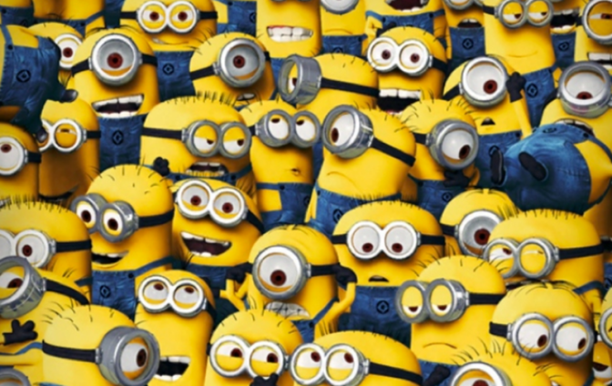 Move Review: Minions (2015) *WAY Too Much of a Good Thing*