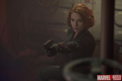 Scarlett Johansson, Black Widow, Avengers: Age of Ultron