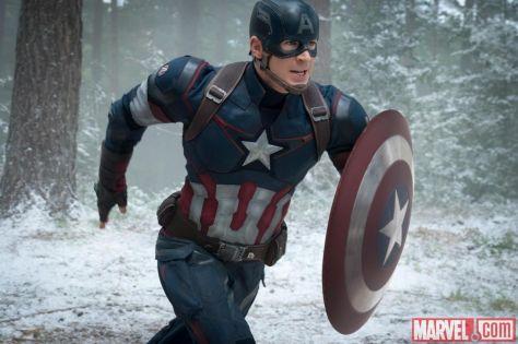 Captain America, Steve Rogers, Chris Evans, Avengers: Age of Ultron