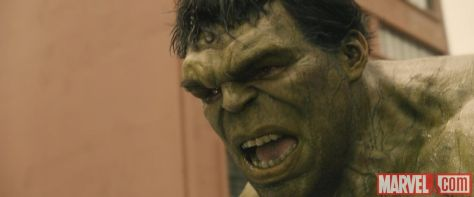 Avengers: Age of Ultron, Mark Ruffalo, The Incredible Hulk