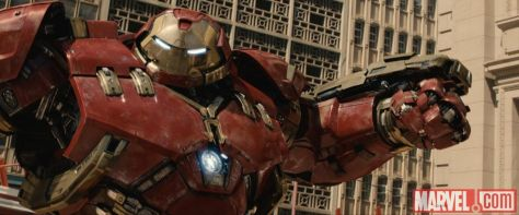Avengers: Age of Ultron, Tony Stark, Iron Man, Hulkbuster Armor