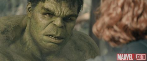 Avengers: Age of Ultron, The Incredible Hulk, Bruce Banner, Mark Ruffalo