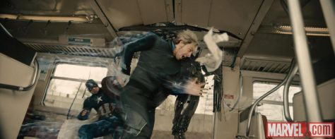 Quicksilver, Pietro Maximoff, Avengers: Age of Ultron, Aaron Taylor Johnson