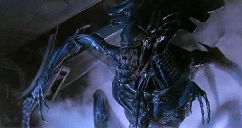 Aliens, Alien Queen