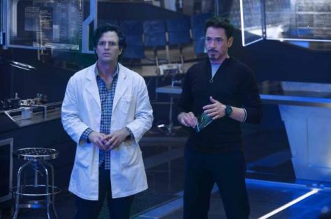 Bruce Banner, Mark Ruffalo, The Incredible Hulk, Iron Man, Tony Stark, Robert Downey Jr., Avengers: Age of Ultron