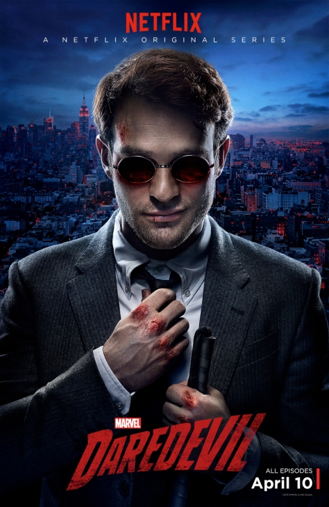 Charlie Cox, Matt Murdock, Daredevil, Netflix