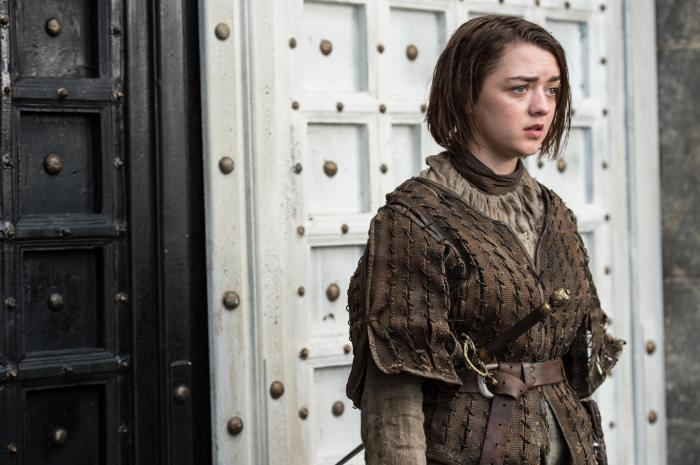 Maise Williams, Game of Thrones, Arya Stark