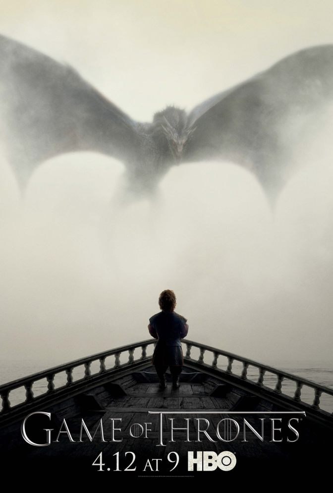 New Game of Thrones Season 5 Poster and Two Clips from the New Season!