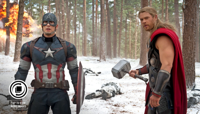 New Age of Ultron Photos and Synopsis!!!