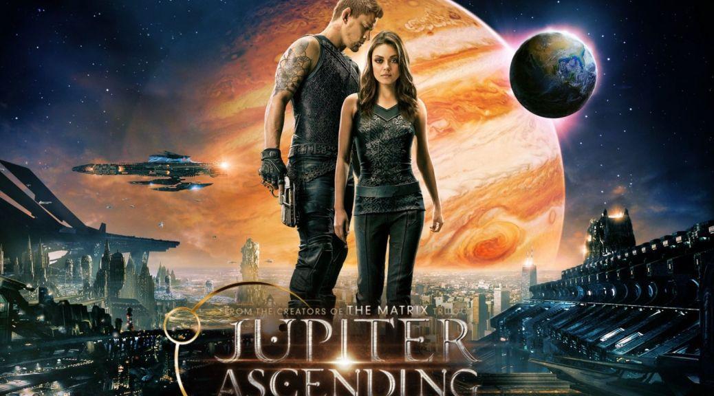 Channing Tatum, Mila Kunis, Jupiter Ascending